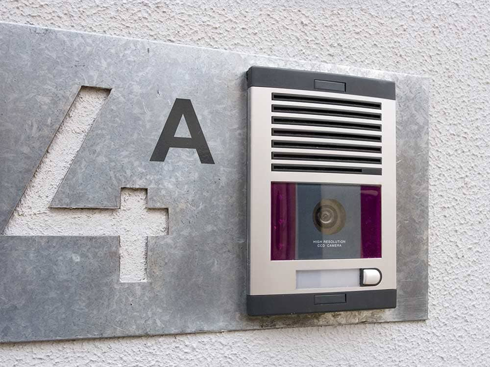Interphone audio et vidéo